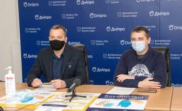 Виборці Дніпра до вечора їздитимуть громадським транспортом безкоштовно