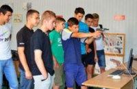 На Днепропетровщине открыт военно-патриотический клуб «Iron Dnepr»
