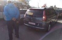 В Днепре водители устроили акцию протеста против повышения цен на топливо: образовалась пробка (ФОТО)