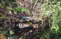 На Днепропетровщине обнаружили 34 боеприпаса времен Второй мировой войны