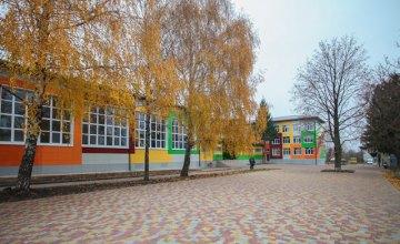 Опорная школа в Соленом превращается в образовательное учреждение европейского образца – Валентин Резниченко