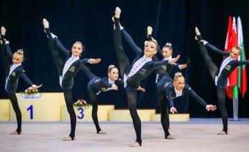 Красота и грация: сборная Днепропетровщины по эстетической гимнастике будет впечатлять на международных соревнованиях