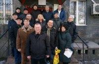 На Днепропетровщине Команда Вилкула чествовала ветеранов-интернационалистов