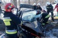 Смертельное ДТП в Ровненской области: погибло 3 человека