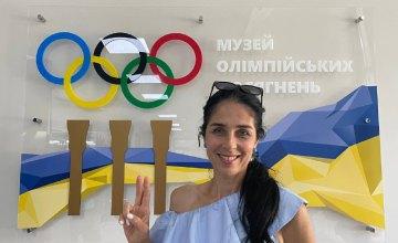 Днепропетровщина в лидерах в развитии и поддержке спорта, - олимпийская чемпионка Дина Мифтахутдинова