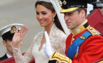 В Лондоне состоялась свадьба века: принц Уильям женился на Кейт Миддлтон