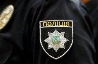 На Днепропетровщине возле избирательного участка задержали автобус с подозрительной группой людей, - ГУНП