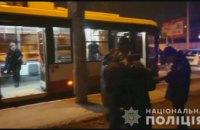 В Одессе уголовник ударил ножом пассажира троллейбуса