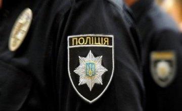 На Днепропетровщине более 3-х тысяч полицейских будут обеспечивать порядок в новогодние праздники