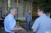 Геннадий Гуфман откликнулся на нашу просьбу помочь, за что мы с жильцами выражаем ему огромную благодарность, - председатель ЖСК «Автомобилист»