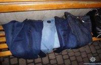 В Киеве женщина менее чем за час обокрала 2 магазина одежды
