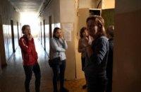 В общежитии Днепра на ул. Каспийской, 16 появился свет