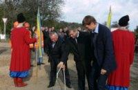 Александр Вилкул ввел в эксплуатацию водопровод Марганец – Томаковка