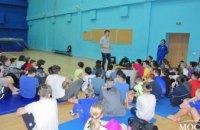 Известный пловец Андрей Говоров посетил СК «Метеор»: главная цель - передать опыт молодому поколению спортсменов (ФОТОРЕПОРТАЖ)
