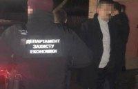 На Житомирщине задержали сельского голову во время получения взятки в размере около 1 млн грн