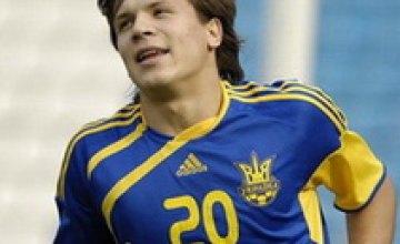 Евгений Коноплянка стал лучшим украинским футболистом 2010 года