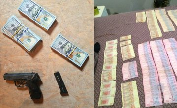 В Днепре задержали банду, которая украла у женщины 50 тыс. долларов и золотые украшения (ВИДЕО)