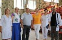 В Днепре назначили нового гендиректора железнодорожной больницы (ВИДЕО)