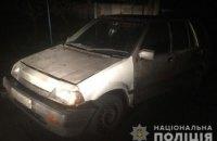 На Днепропетровщине полиция задержала автоугонщика