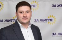 Депутат горсовета Михаил Гликман провел встречу с жителями ж/м Северный