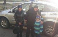 На Днепропетровщине нашли сбежавшего  от бабушки 6-летнего мальчика