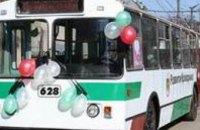 Криворожские осужденные помогают восстанавливать троллейбусы
