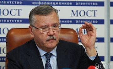 Украина вернет Крым, когда Путина не будет при власти, - Анатолий Гриценко