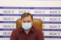 Еженедельная сводка о ситуации с Covid-19 в Днепропетровской области