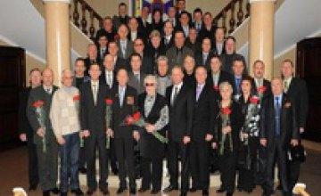 В Днепропетровском УСБУ почтили память воинов-интернационалистов