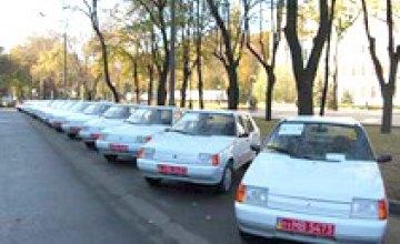 36 инвалидов получили ключи от автомобилей «Славута»