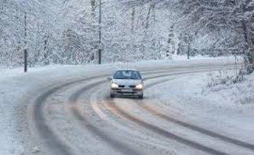 В Службе автомобильных дорог рассказали о подготовке дорог  Днепропетровской области к зиме