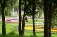 В Днепропетровске с начала года высадили 1 тыс. деревьев