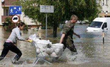 На Варшаву обрушилась буря: метро в воде, часть города – без электроэнергии
