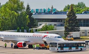 Вспышка коронавируса-2020: план действия экипажа Днепровского аэропорта, в случае выявления инфицированного пассажира на борту