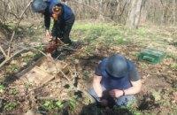 На Днепропетровщине во время работы на участке, мужчина нашел 26 мин