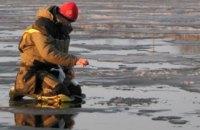 На Днепропетровщине оттепель: спасатели призывают рыбаков не выходить на лед