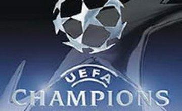 «Шахтер» сразится с «Барселоной» в 1/4 финала Лиги чемпионов