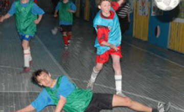 Днепропетровские школьники стали лучшими футболистами Восточного региона