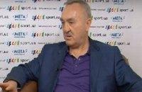 Ушел из жизни украинский футбольный вратарь и тренер Виктор Чанов