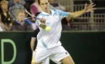 Стаховский сыграет в основе турнира серии «Мастерс» АТР в Индиан-Уэллсе