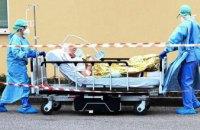 В Украине зафиксировано 897 случаев заболевания коронавирусом