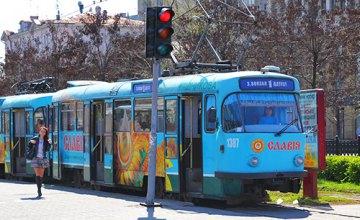 Изменения в движении трамваев 25 мая