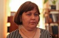 В Днепропетровской области Порошенко назначил новую руководительницу РГА