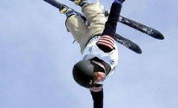 На Кубке Европы по лыжной акробатике украинцы завоевали 6 медалей
