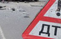 На набережной Днепра на пешеходном переходе «Запорожец» сбил женщину