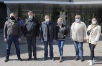 Борис Филатов об отправке медиков-добровольцев в Черновцы: если мы единственная страна, наш долг - помогать друг другу