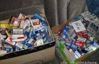 На Днепропетровщине продавали нелицензированный алкоголь и табак