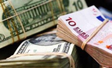 Торги по доллару на межбанке закрылись в диапазоне 7,9210/7,9260 грн/$