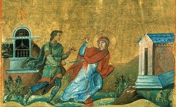 Сегодня православные почитают память мученицы Анисии Солунской