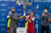 На оновленому стадіоні у Верхньодніпровську відбувся фінал Кубку голови ДніпрОДА з футболу